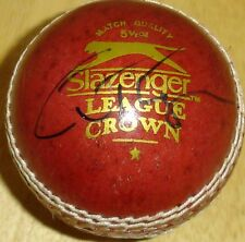 CHRIS ROGERS AUSTRALIA AUTOGRAPH  PERSONALLY HAND SIGNED CRICKET BALL