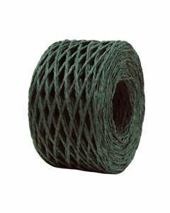 Hunter Green Paper Twine 2 mm Wide 100 metres