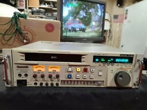 Panasonic AG-DS850 Professional Video Recorder Hi-Fi