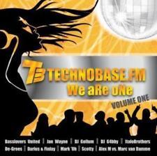 TechnoBase.FM Vol.1 von Various Artists (2010)