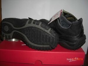 Superfit Rip-tape Boys School Shoe Size 27 UK 9 Gore-tex  At Sale Price £25.00