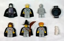LEGO Harry Potter theme MINIFIGURE LOT, Professor Snape, Peeves, Weasley, 4709