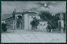 Varese Luino Chiaro di Luna cartolina QK1901