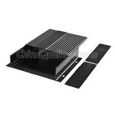 Hot Aluminum Box Enclousure Case Project electronic black DIY-150*168*41MM L*W*H