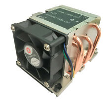 Dynatron B5 Intel Socket FCLGA3647 Narrow ILM 2U Active CPU Cooler PWM LGA 3647