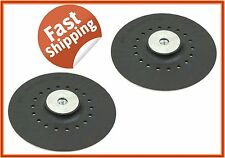 "2pcs 7"" Backing Pad 178mm Plate Adaptor Sander Panel Auto Dent Polish Car Wheel"