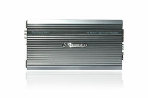 NEW Old School Design US Acoustics Barbara Ann 4 Channel amplifier,SQ,NIB,Amp