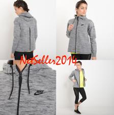 SZ XL 🆕🔥 Nike Women's Sportswear Tech Knit Jacket Heather 835641-060 💰$250