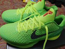 Size 10 - Nike Zoom Kobe 6 Protro Grinch 2020