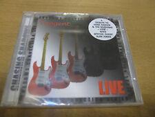 TANGENT-degenerata Shadows LIVE CD NUOVO OVP