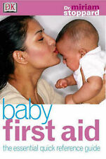 Good, Baby First Aid, Stoppard, Miriam, Book