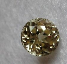 6mm Round Genuine Color Change Zultanite 1.07 carats, EC = Eye Clean (flawless)
