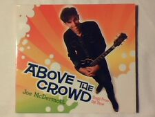 JOE McDERMOTT Above the crowd: songs from the snow cd RARISSIMO VERY RARE SIGNED