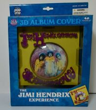 McFarlane Toys Pop Culture Jimi Hendrix 3D Album Yellow Cover Art