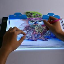DIY 5D Diamond Painting Light Tracking Drawing Board Ultrathin 3.5mm Drawing Pad