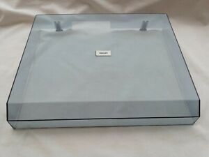 Dust cover for Philips RB 5500 turntable, 382 x 307 x 58 mm