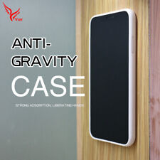 Anti Gravity Sticky Mobile Cover Nano Case Suction Fits iPhone