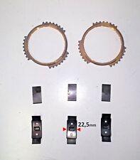 Transmission Synchronizer Ring SET for LONG FIAT Universal UTB 445 530 550 640