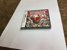 Marvel: Ultimate Alliance 2 (Nintendo DS, 2009) new sealed