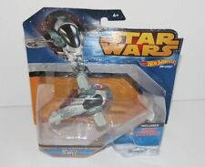 Hot Wheels Diecast Aircraft & Spacecraft with Stand