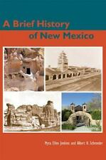 A Brief History of New Mexico, Myra Ellen Jenkins, Albert H. Schroeder, 08263037
