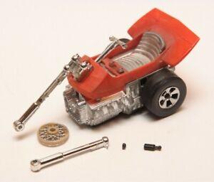 Vintage Original Mattel Redline era Chopcycles Orange Speed Steed for Parts
