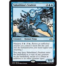 MTG PLANESCHASE ANTHOLOGY * Sakashima's Student