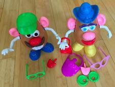 Playskool Hasbro Mr & Mrs Potato Head Preschool Learning Girls Boys Toy
