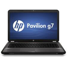 "HP Pavilion G7-1150US 17.3"" LED Intel i3 2.4GHz Notebook 4GB 640GB Windows 10"