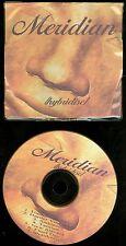 Meridian Hybridise CD private indie metal