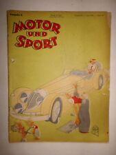 ORIG. Motor & Sport PÖSSNECK 1935-27 AHLSWEDE VICTORIA KR 35B  SCHWEIZ BARCELONA