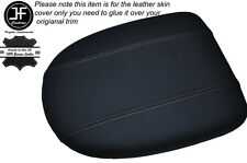 WHITE STICH REAR ARMREST SKIN COVER FITS LINCOLN NAVIGATOR FORD EXPEDITION
