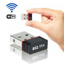 150 Mbps USB WiFi Wireless Adaptateur 802.11n/g/b 150 M ordinateur PC Network LAN Card