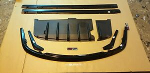 Subaru Impreza STi 2006-2007 Hawkeye. Full Body Kit & Diffuser Bundle. HT Autos