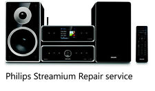 Philips Streamium repair service MCI500H WAC7000 WACS7500 Kingwall ps131 300