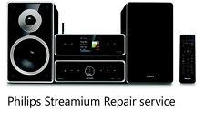 Philips Streamium repair service MCI500H MCI808 WACS7500 Kingwall ps131 300