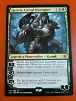 1x Garruk, Cursed Huntsman | Throne of Eldraine | MTG Magic Cards