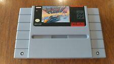 F-Zero (Super Nintendo Entertainment System, 1991) MAIL IT TOMORROW! SNES!