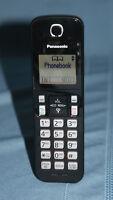 Panasonic KX-TGCA35 B Replacement Handset for Cordless Phone System KX-TGC350 2