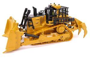 CATERPILLAR Modell 1:87/H0 CAT D11 Kettendozer / Planierraupe, gelb #85659