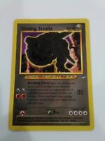 Shining Steelix 112/105  Holo Secret Rare Neo Destiny Pokemon Card LP - MP