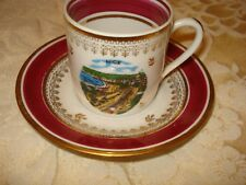 BN PORCELAIN CUP AND SAUCER
