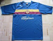 MOTHERWELL FC third jersey shirt PUMA 2011-2012 Scottish The Well adult SIZE XL
