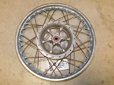 yamaha xs400 xs400h front rim wheel assembly spoke xs360 77 1978 1979 1980 1981