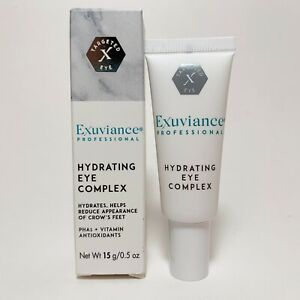 Exuviance Hydrating Eye Complex 15 g / .5 oz  Full Size NEW