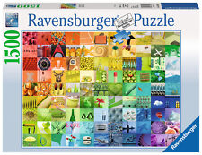 Ravensburger 99 Colours 1500pc Jigsaw Puzzle