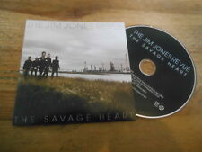 CD Rock Jim Jones Revue - The Savage Heart (9 Song) Promo PLAY IT AGAIN SAM cb
