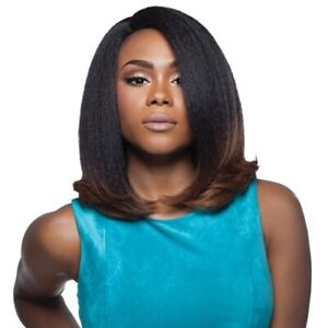 Hailey - OUTRE QUICK WEAVE BIG BEAUTIFUL HAIR SYNTHETIC HALF WIG TIGHT CURL