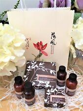 Manuka Honey Skincare Bath Shower Products Pamper Gift Set in Decorative Bag