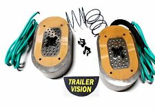 "2x10"" Electric Trailer Brake Magnets 1 pair suit Caravan Trailer"